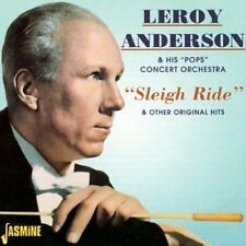 Leroy Anderson - Sleigh Ride & Other Original Hits [New CD]