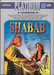 Shabab-Bharat-Bhushan-Nutan-Unvergessliche-Songs-Neu-Bollywood-DVD