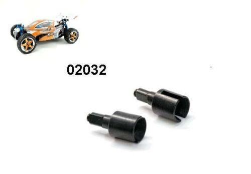 Booster Pro 02032 Universal joint Cup C 2 Stück Ersatzteil für AMEWI Booster