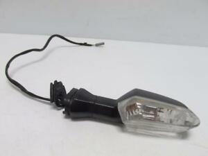 KAWASAKI-NINJA-400-EX400-EX-400-2011-OEM-REAR-RIGHT-TURN-SIGNAL-SCRATCHED