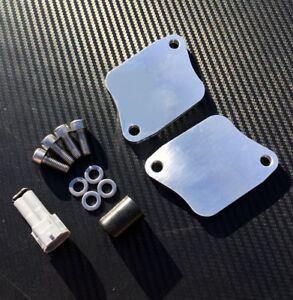 GSX-S-1000-GSXS1000F-SMOG-Blanking-Plates-PAIR-Eliminator-Block-Off-Suzuki-GSXS