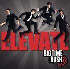 Big Time Rush - Elevate (2011, CD NEUF)