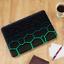 Laptop-Skin-Wrap-Universal-for-13-inch-Metal-Grid-Futuristic-Panel 縮圖 4