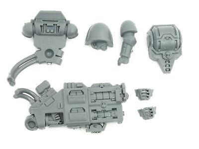 *BITS* Space Marine Assault Squad Kettenschwert mit Arm A links
