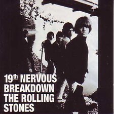 ☆ CD Single The ROLLING STONES 19th nervous breakdown 2-track CARD SLEEVE ☆