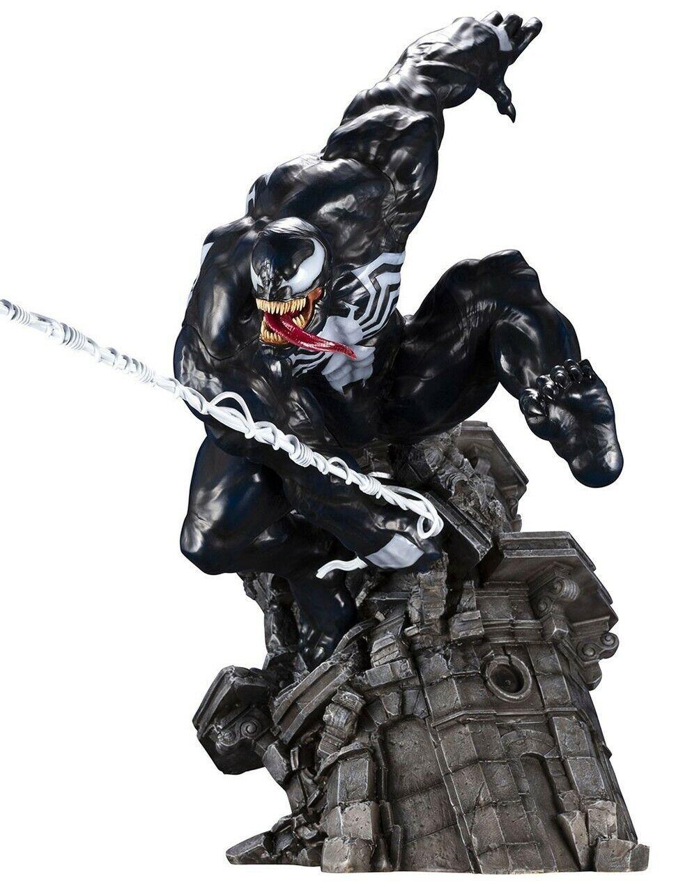 KOTOBUKIYA MARVEL VENOM 1 6TH SCALA statua ARTFX +
