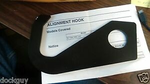 Genuine-Mercury-91-8663375A-1-alignment-hook-tool-for-8-1-ltr-new-in-the-package