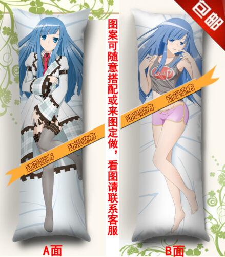 Game Dakimakura Hugging Body Pillow Case Hyperdimension Neptunia MAGES