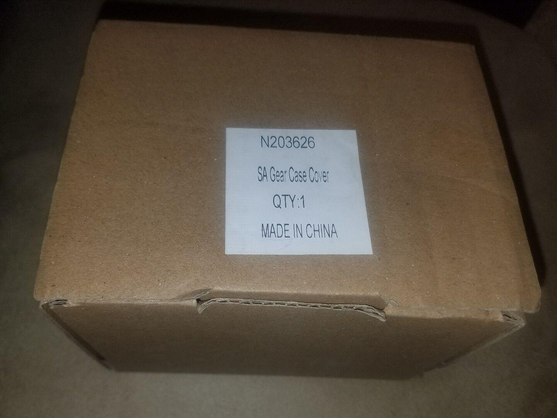 DEWALT N203626 GEAR CASE COVER ASSY. FOR ANGLE GRINDER DWE4599N