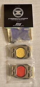 Speedplay X Series Snap Shim Cleats Version 2