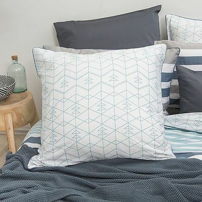 NEW Bambury Flinders European Pillow Case