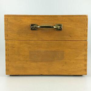 50er-60er-Jahre-Karteikasten-Holz-Archiv-Aufbewahrung-Mid-Century-Design-3-15