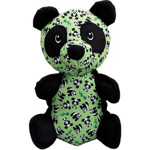 Worthy Dog PANDA Multi Squeaker Dog Toy LARGE