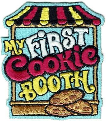 Girl Mini COOKIE /'16 2016 selling  Sale Fun MINI Patch Crest Badge SCOUTS GUIDE