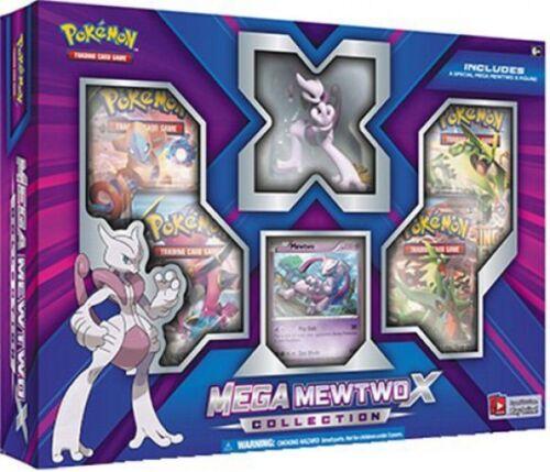 Pokemon XY BREAKthrough Mega Mewtwo X Collection