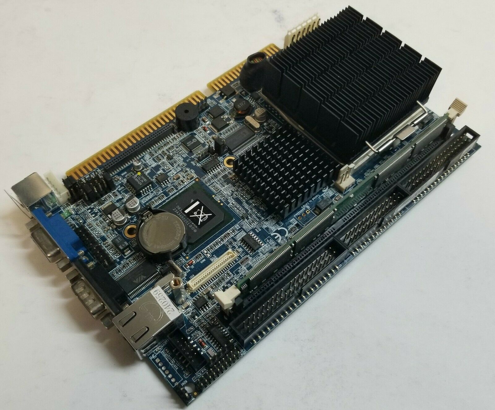 PredECH SYSTEM PROX1635-G1A SINGLE BOARD COMPUTER TESTED