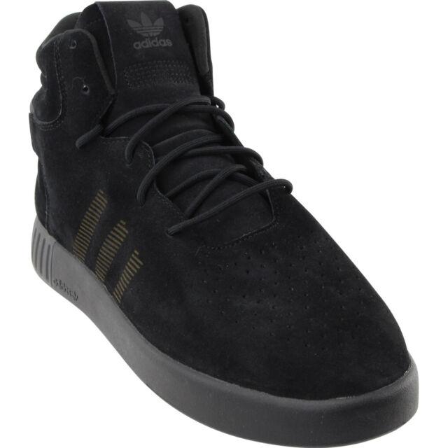 0d2700a793c3e1 adidas Mens Tubular Invader Shoes Black S81797 11.5 Black