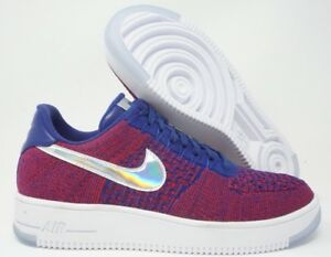online store 60b43 d8e72 Image is loading Nike-Air-Force-1-Flyknit-Low-Premium-Gym-