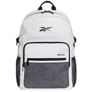 Image is loading Reebok-EE1181-LF-Sporting-backpack-bag-white