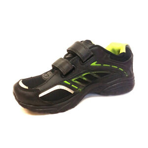 KIDS-BOYS-INFANTS-WALKING-SNEAKERS-CANVAS-TRAINERS-CASUAL-SHOES-SIZE-NEW