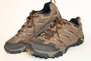 Merrell J06041 Moab 2 Gore-Tex Earth Mens 14 49 Brown Mesh Hiking Sneakers Shoes