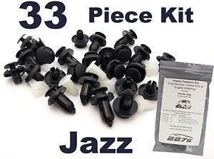 Plastic-Trim-Clip-Kit-for-Honda-Jazz-Bumper-Wheel-Arch-amp-Undertray-Clip-Set