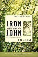 EXTRAS SHIP FREE Robert Bly,Iron John: A Book About Men