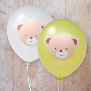Hatton-Gate-Teddy-Bear-printed-latex-balloons-8-balloons-per-pack