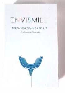 ENVISMILE TEETH Whitening KIT LED Vegan SEALED- White Teeth! PRO Gel 35%