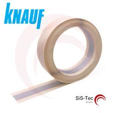 KNAUF® Alux-Kantenschutz Eckenschutz Eckschutz Trockenbau 50 mm 30 m - Aluminium