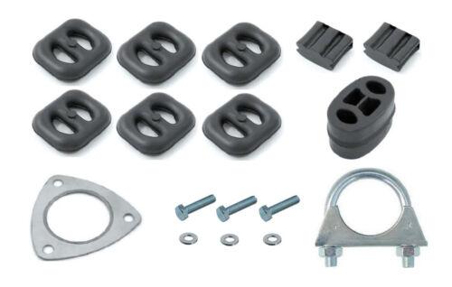 Kit Abgasanlage Auspuff Schalldämpfer Opel Calibra A 2.0 Coupé 115PS Typ 85/_