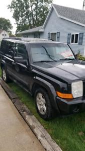 $2000 OBO 2006 Jeep Commander