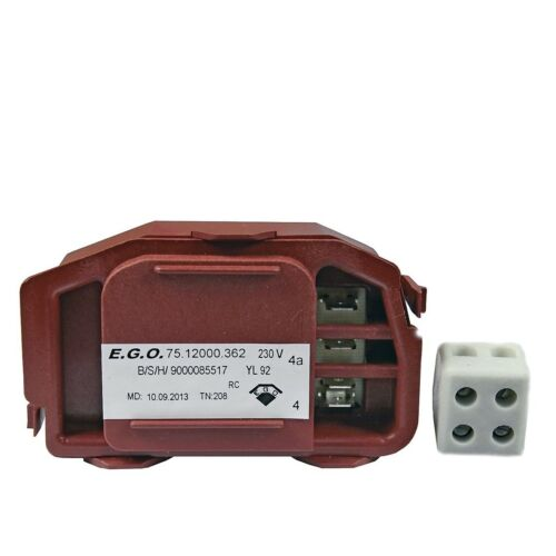 Berührungsschalter Sensor YL92-30 IH4 Kochfeld Original Bosch Siemens 00498207