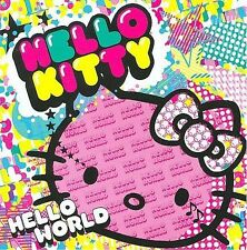 HELLO KITTY: HELLO WORLD / ...-HELLO KITTY: HELLO WORLD / O.S.T.  CD NEW