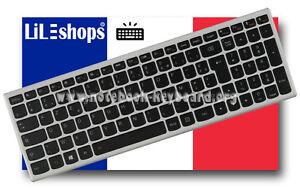 Clavier-Francais-Original-Pour-Lenovo-Ideapad-U510-Z710-Backlit-NEUF
