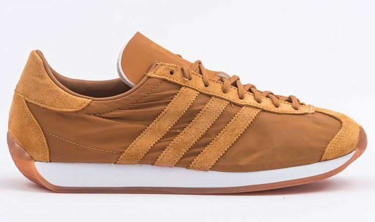 Adidas Country OG NEU RAR Retro Vintage Sneaker brown atmos patta supreme zx max