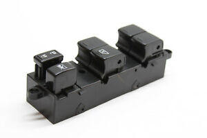 2011-SUBARU-FORESTER-FRONT-LEFT-WINDOW-MASTER-SWITCH-OEM-09-10-11-12-13