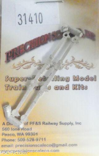 Precision Scale HOn3 #31410 Rods N//S HOn3 Modern C-16 Side