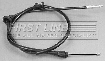Handbrake Cable fits VOLVO C70 Mk1 2.3 Rear Left or Right 97 to 05 Hand Brake
