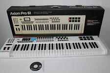 M-Audio Axiom Pro 61 - USB Midi Controller Keyboard