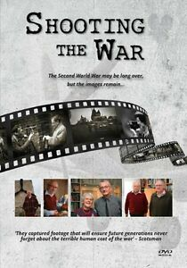 Details about Shooting The War WW2 Captured Real Footage BBC TV Series DVD  World war 2 Two