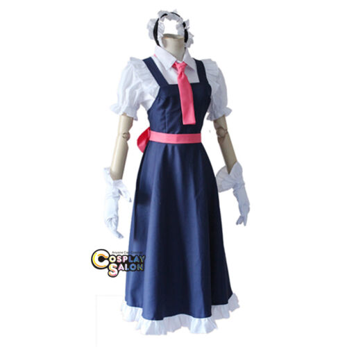 Anime Dress Maid Halloween Cosplay Costume