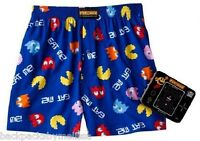 "PAC-MAN Lounge Sleep Shorts NeW Men's Extra Large XL 40""-42"" Pjs Pajamas Pacman"