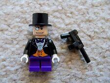 LEGO Batman - Rare Original Penguin Minifig w/ Machine Gun - From 7885 7783