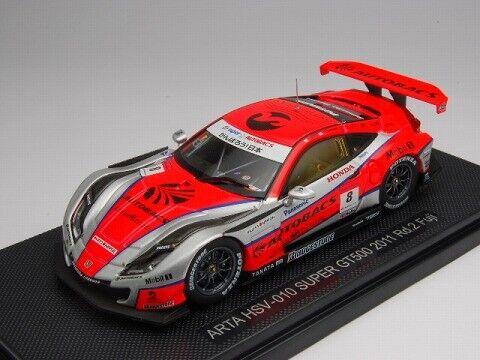 EBBRO 1 43 Arta HSV-010 Super GT500 RD 2 Fuji 2011  8 from Japan