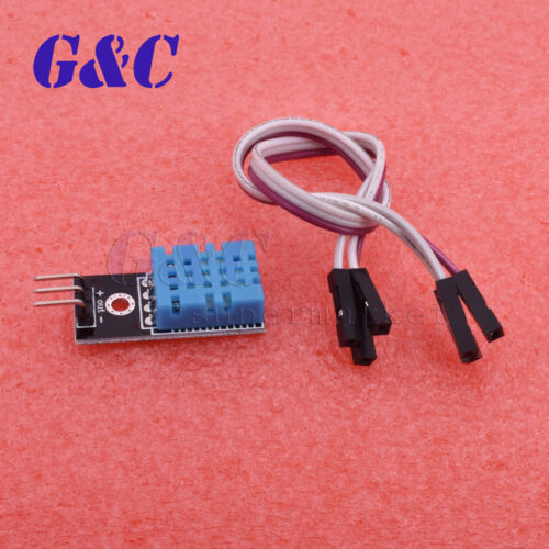 Arduino DHT11 Temperature and Relative Humidity Sensor Module GOOD QUALITY