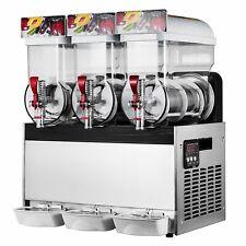 Vevor Number 3 Tank 45l Frozen Drink Slush Making Machine