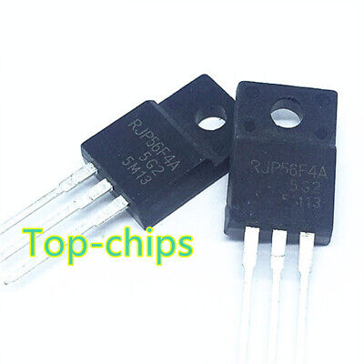 9PCS RJP56F4A TO-220F Nch IGBT for Strobe Flash