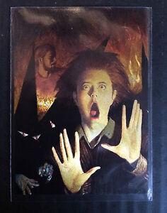 Vampire-Theatre-1994-JOHN-BOLTON-grave-papier-alu-Art-Carte-VG-M