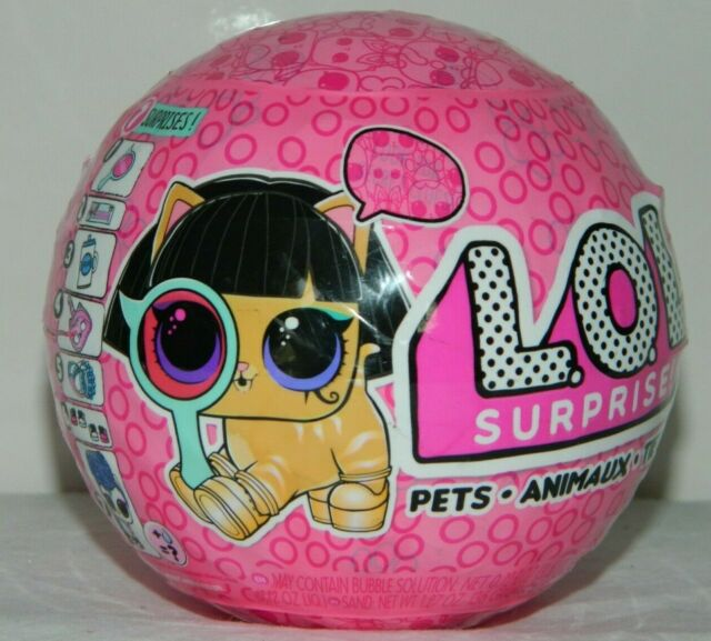L O L Surprise Pets Eye Spy Series 4 Wave 2 For Sale Online Ebay